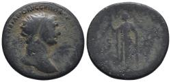 Ancient Coins - Trajan 98-117 11.1gr 27.4mm