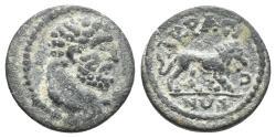 Ancient Coins - LYDIA. Nacrasa. Pseudo-autonomous. 138-192 1.4gr 12.1mm