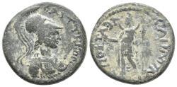 Ancient Coins - LYDIA, Saitta. Pseudo-autonomous issue. temp. Antonines, AD 138-192 8.7gr 24.2mm