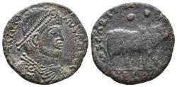 Ancient Coins - JULIAN II APOSTATA (360-363). 5.2gr, 21.8mm