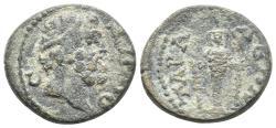 Ancient Coins - LYDIA, Tabala. Autonomous. Circa 193-211 AD.4.4gr 18.1mm