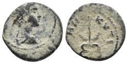 Ancient Coins - MYSIA. Cyzicus. Pseudo-autonomous. Time of Commodus 177-192. Ae. 2.3gr, 14.7mm