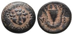 Ancient Coins - KINGS OF MACEDON. Philip III Arrhidaios (323-317 BC) 3.8gr, 15.2mm
