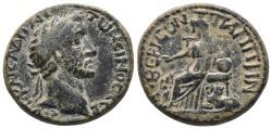 Ancient Coins - PISIDIA. Pappa Tiberia. Antoninus Pius, 138-161. 11.1 gr 30.4 mm