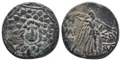 Ancient Coins - Pontus amisus 7gr 19.9mm