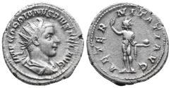 Ancient Coins - Gordianus III (238-244) - AR Antoninianus 5.4gr, 23.0mm