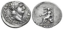 Ancient Coins - Roman Imperial Coins NERO (54-68). Denarius. Rome. Weight: 3.35 g. Diameter: 17 mm.