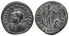 Ancient Coins - Licinius II, as caesar ca. 321-324 AD 2.8gr 17.6mm2.6gr 20.1mm