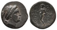 Ancient Coins - SELEUKID KINGDOM. Seleukos II Kallinikos (246-225 BC) 3.5gr, 16.7mm