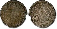 World Coins - Hungary - Denar 1540 K-B, Ferdinand I (1526-1564) - F