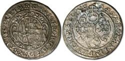World Coins - Saxony - 1/24 Thaler (Groschen) 1624 - F+