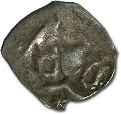 World Coins - Austria - Friedrich V, 1436-1440 - Pfennig, Graz mint - crude VG