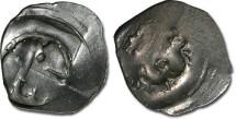 World Coins - Austria - Unknown Wiener Pfennig, probably Ottokar II - crude VG