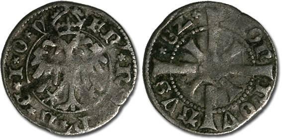 Ancient Coins - Austria, Vienna - Kreuzer 1482 - F