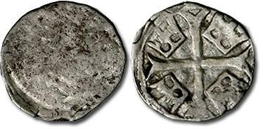 World Coins - Hungary - Husz. 580 - Parvus, F