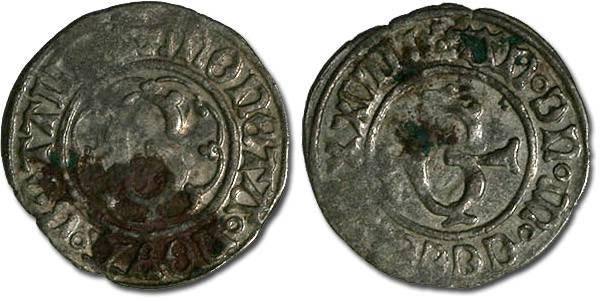 World Coins - Göttingen City - Körtling 1538 - XF
