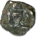 World Coins - Austria - Albrecht V, 1411-1437 - Pfennig, Vienna mint - crude VG