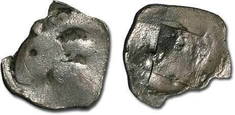 World Coins - Austria - Albrecht III, 1365-1395 - Pfennig, Vienna mint - crude VG