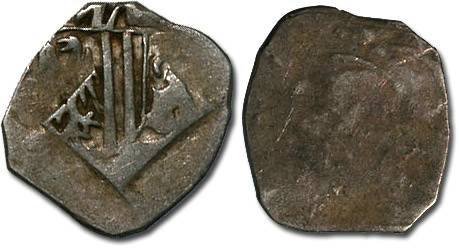 Ancient Coins - Austria - Albrecht V, 1411-1439 - Pfennig, Vienna mint - crude F