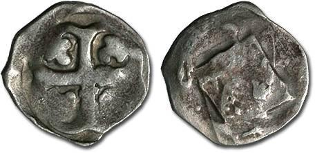 World Coins - Austria - Frederick the Handsome, 1306-1314 - Pfennig, Vienna mint - crude F