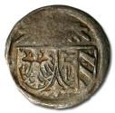 World Coins - Nürnberg - Uniface Pfennig n.d. (1495-1510) - VF+