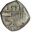 World Coins - Austria, Linz (Oberösterreich), Ferdinand I, 1521-1564 - Uniface Pfennig 1531 - VF+