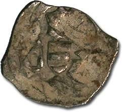 Ancient Coins - Austria - Friedrich V, 1436-1440 - Pfennig, Graz mint - crude G