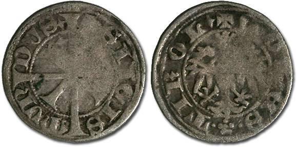 World Coins - Tirol, Hall - Erzherzog Sigismund - Etschkreuzer - VG