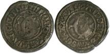 World Coins - Göttingen City - Körtling 1537 - F