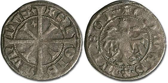 World Coins - Tirol, Hall - Erzherzog Sigismund - Etschkreuzer - F+
