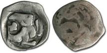 World Coins - Austria - Frederick the Handsome, 1314-1330 - Pfennig, Enns mint - crude F