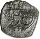 World Coins - Salzburg, Archbishopric, Leonhard von Keutschach, 1495-1519 - Uniface Pfennig 150? - F, cleaned