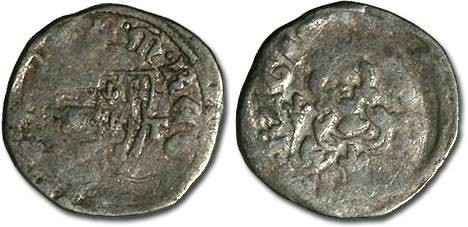 Ancient Coins - Hungary - Karl Robert, 1307-1342 - Denar (MM: ?-T) - G