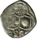 World Coins - Salzburg - 2 Pfennig 1588, uniface Zweier - VF, full date