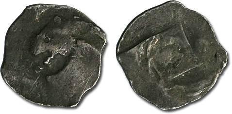 Ancient Coins - Austria - Albrecht III, 1365-1395 - Pfennig, Vienna mint - crude G