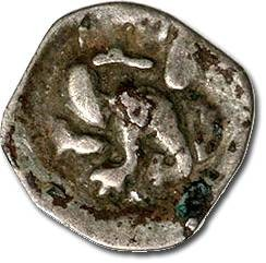 Ancient Coins - Austria - Albrecht II, 1330-1358? - Pfennig, Enns mint - crude G