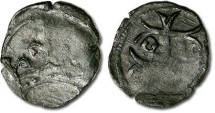 Ancient Coins - Hungary - Husz. 586 - Quarting (MM O-L), crude F