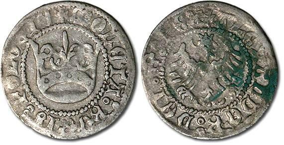 Ancient Coins - Poland - Alexander Jagiellonczyk (1501-1506) - Polgrosz, F