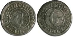 World Coins - Göttingen City - Körtling 1532 - F+