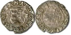 World Coins - Hungary - Denar 1620 K-B, Matthias II (1608-1619) - VG