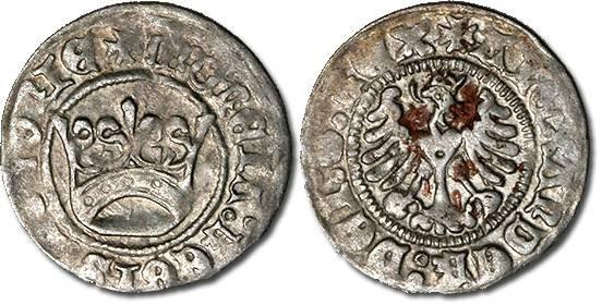 Ancient Coins - Poland - Alexander Jagiellonczyk (1501-1506) - Polgrosz, F+
