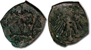 Ancient Coins - Poland - Kazimierz Jagiellonczyk (1446-1492) - Denar, VG