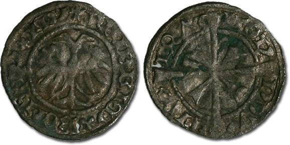 Ancient Coins - Austria, Wiener Neustadt - Kreuzer 1470 - F