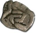 World Coins - Austria - Albrecht V, 1404-1406 - Halbling?, Vienna mint - crude F