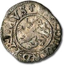 World Coins - Bohemia - Ferdinand I - Weisspfennig - Crude F