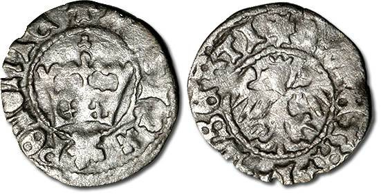 Ancient Coins - Poland - Jan Albrecht (1492-1501) - Polgrosz, F