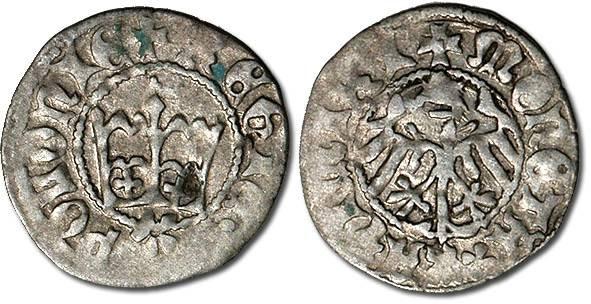Ancient Coins - Poland - Kazimierz Jagiellonczyk (1446-1492) - Polgrosz, F