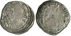 World Coins - Hungary - Karl Robert, 1307-1342 - Denar (MM: A-A) - G, interesting double strike