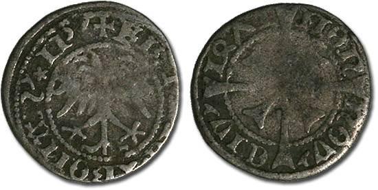 Ancient Coins - Austria, Wiener Neustadt - Kreuzer 1471 - VG