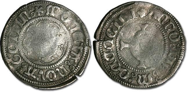 World Coins - Göttingen City - Körtling 1504 - F